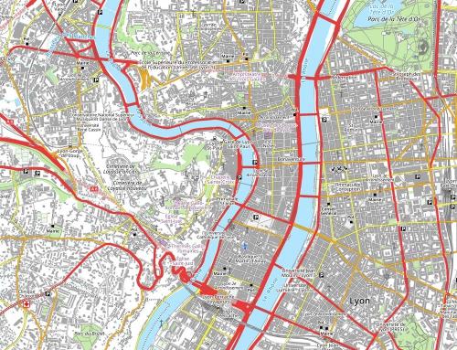 Fonds topographique OpenStreetMap + données publiques